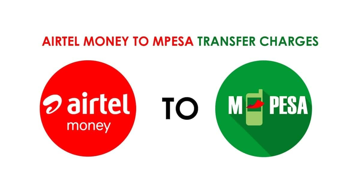 safaricom mpesa charges mpesa charges to airtel money mpesa to airtel money