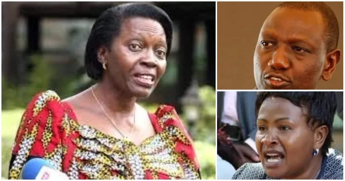 Martha Karua tells off Ruto over Miguna saga after DP calls on Kenyans to do good during Easter