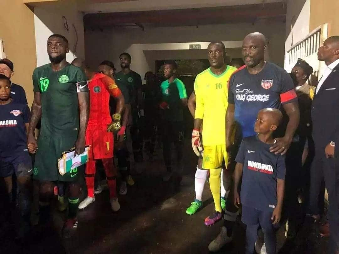 President George Weah comes out of retirement, plays for Liberia at 51 years