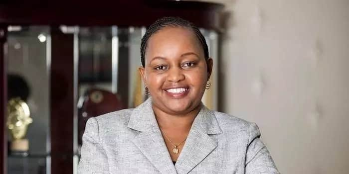 Governor Anne Waiguru leaves Kirinyaga residents in ecstasy as she pulls delicate dance moves