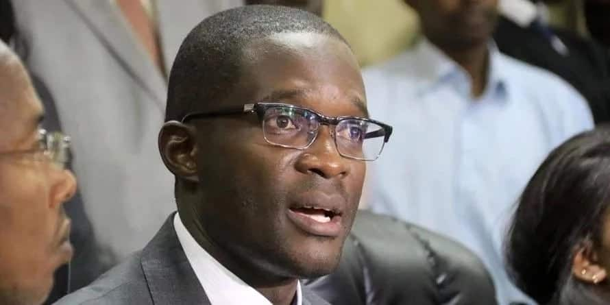 Chiloba tables evidence on how commissioners interfered with procurement at IEBC