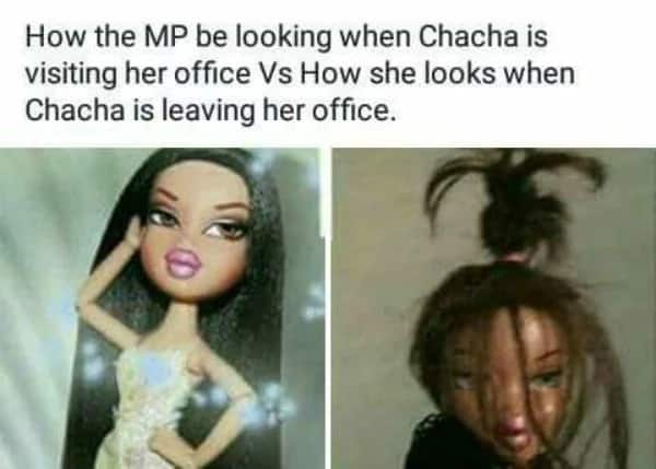 22 funniest memes about conman accused of sleeping with 13 MPs which will make your day