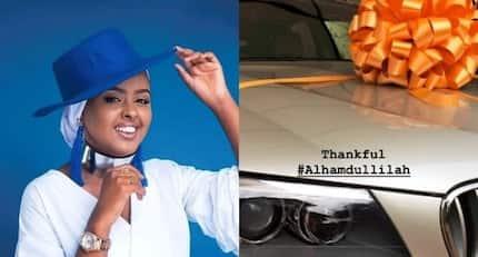 Amina Abdi apokea gari la KSh 4 milioni kama zawadi siku ya kuzaliwa