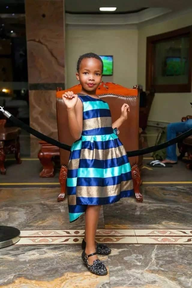 Starehe MP Jaguar holds colourful birthday party for little daughter