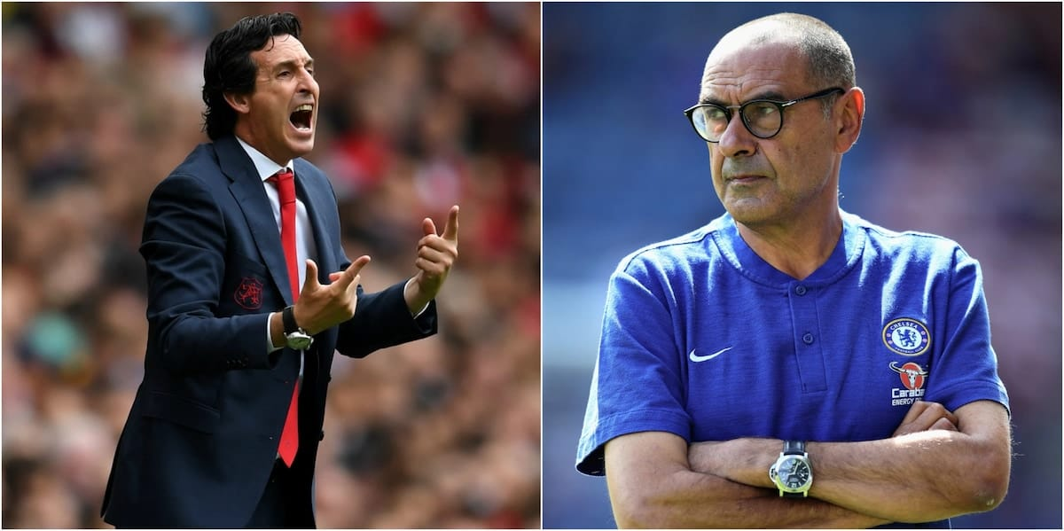 Chelsea manager Maurizio Sarri promises to quit smoking following stressful derby win against Arsenal
