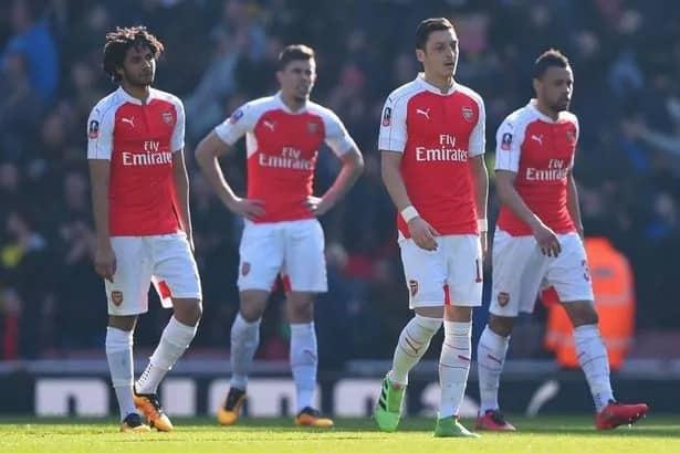 Man City yaipepeta Arsenal 3-0