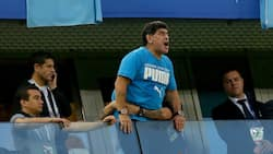Maradona makes KSh 1 million from FIFA for every match he attends