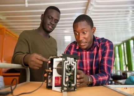 Meet the 24-year-old software engineer who has invented an amazing bloodless malaria testing device