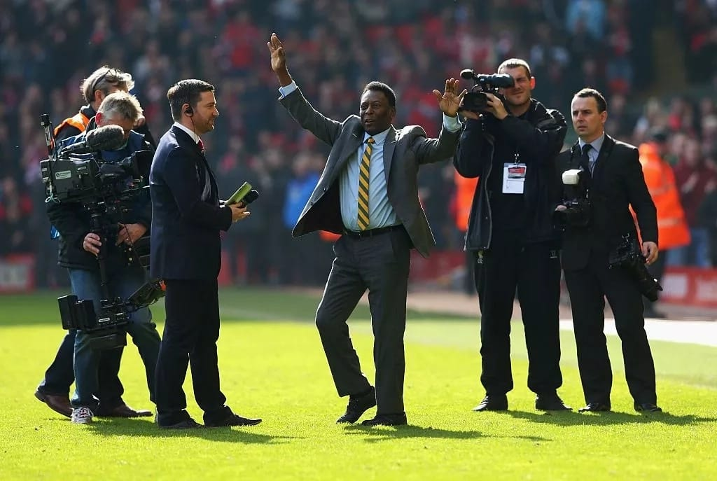 Pele gives reason why Brazil may not win the World Cup in Russia