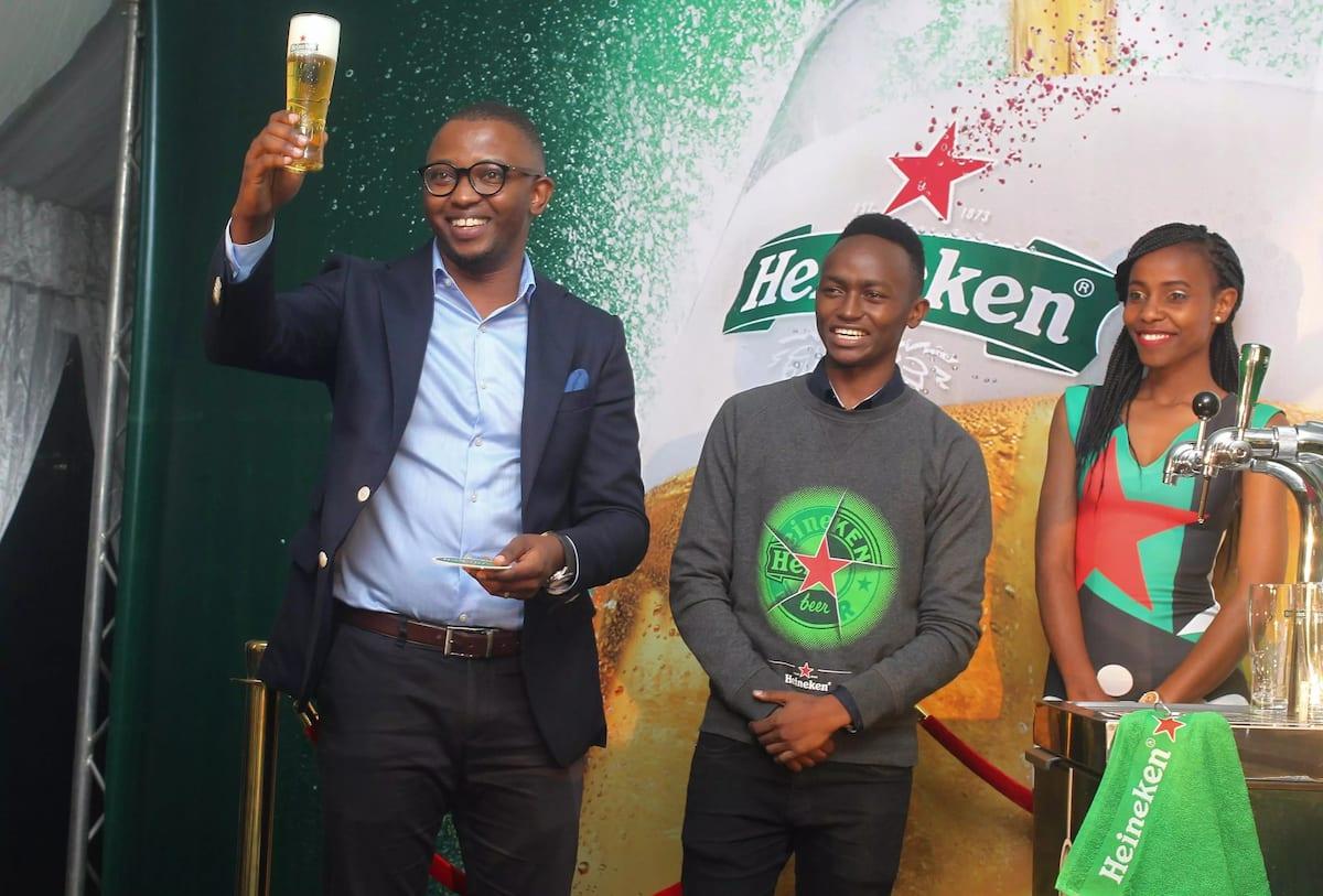 Heineken launches premium draught beer in Kenya