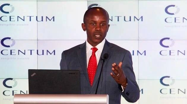 Centum Investment CEO Most Successful Under 40
