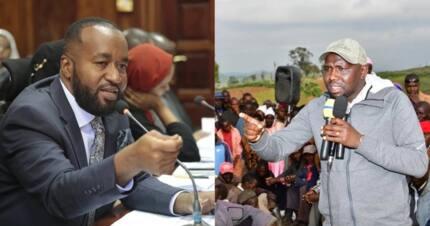 Joho should be ashamed for insulting retired President Daniel Moi - Elgeyo Marakwet Senator Kipchumba Murkomen