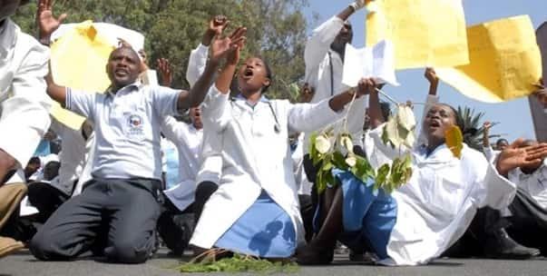 Wagonjwa wadhurika KNH wafanyikazi wasiotoa huduma za dharura wakisimamishwa kazi