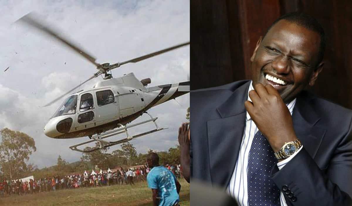 Afisi ya DP Ruto yatangaza zabuni ya kukodisha ndege