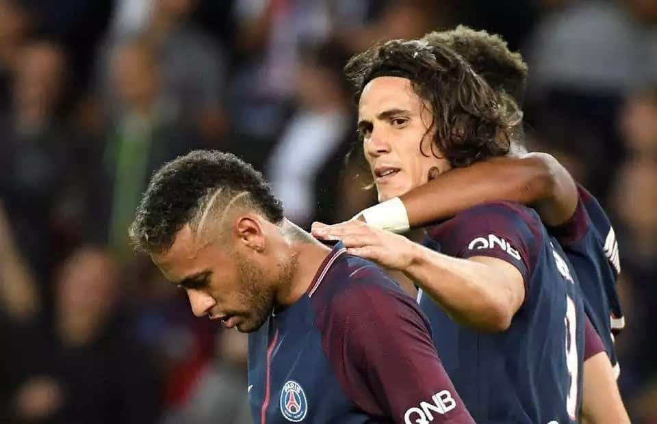 Neymar and Edison Cavani's penalty wars now over with new agreement