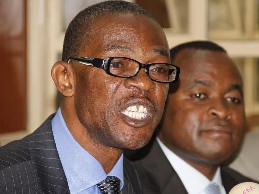 Raila-Uhuru handshake has made it impossible for Parliament to tackle corruption - MP Eseli Simiyu