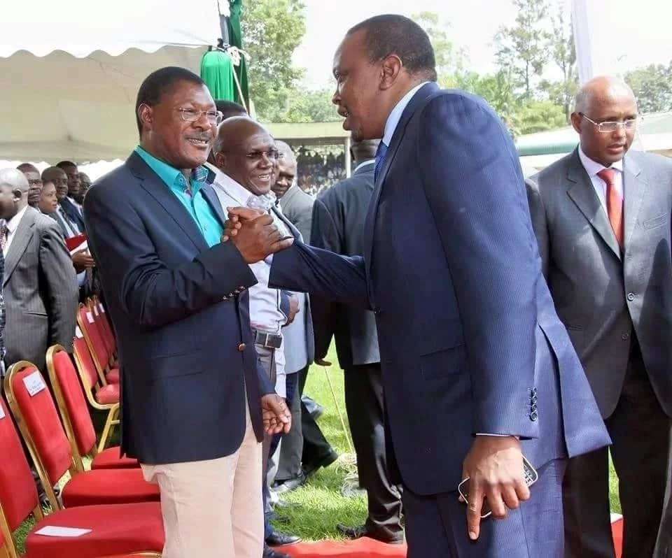 If ODM wants a divorce, it's going to be messy and noisy - Moses Wetangula