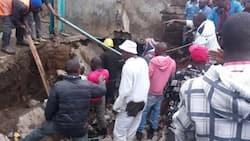 Wanafunzi wazama baada ya choo kuanguka Nakuru