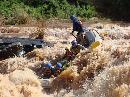 Amazing spots for White water rafting in Kenya you must try