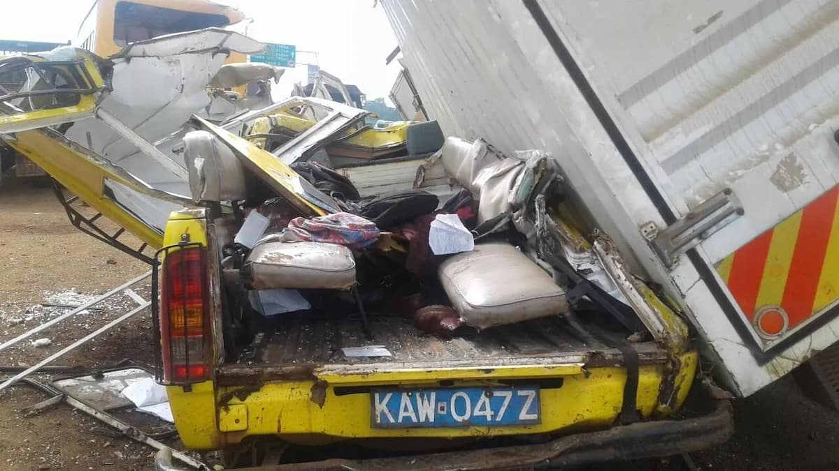 Police officer dies,12 students injured in Juja accident