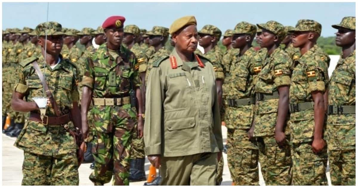 Panic as Museveni's guard escapes from barracks with machine guns and bullets