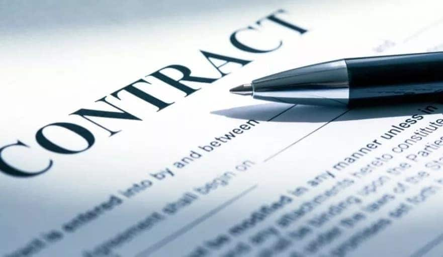 Elements of a valid contract, valid contract, a contract in business law