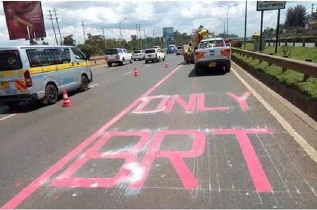 High capacity buses unveiled to ease traffic congestion in Nairobi
