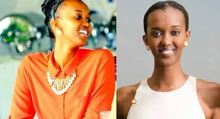 Bintiye Rais akabiliana na bloga katika mtandao wa Twitter