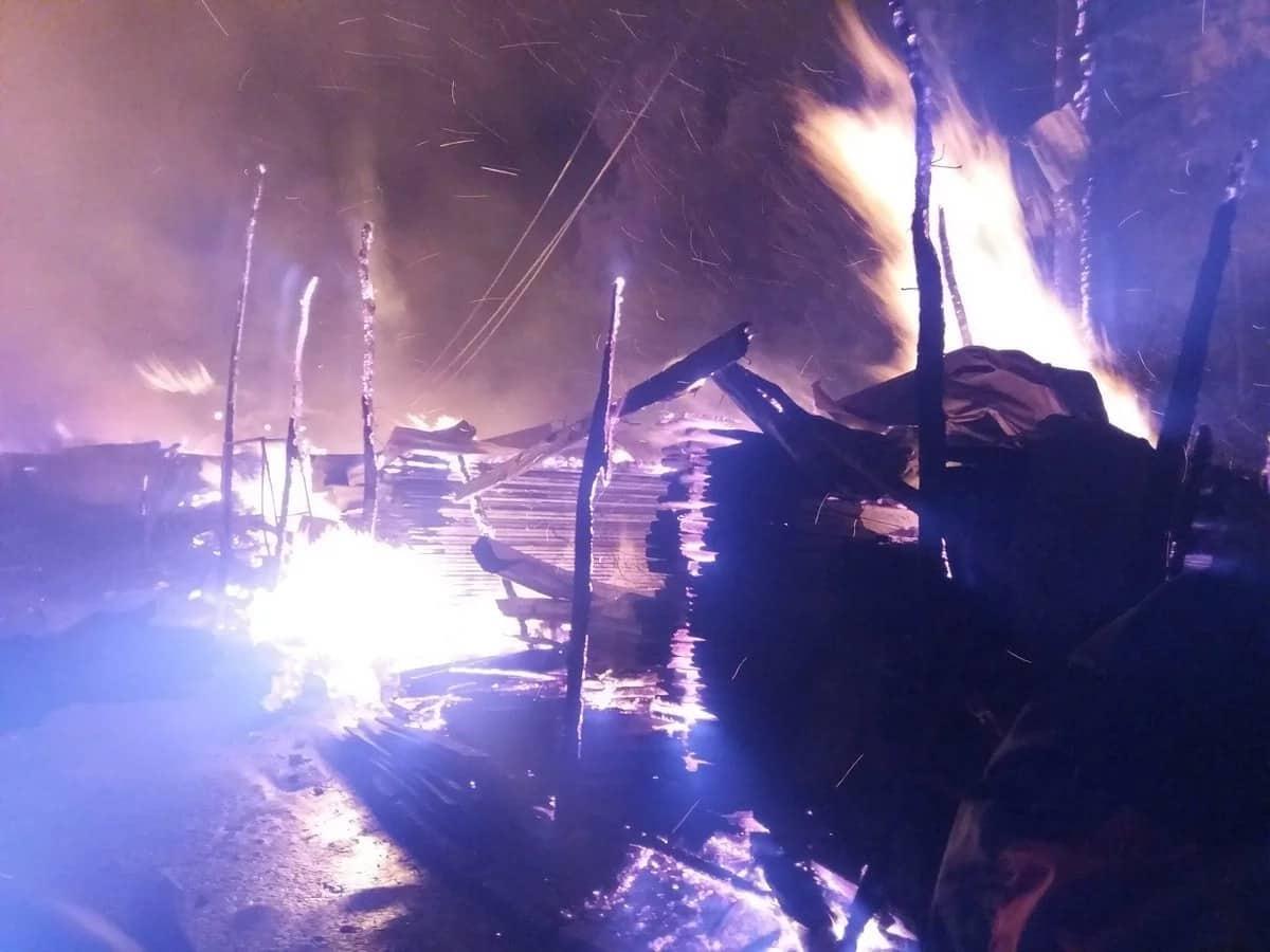 Dozens feared dead after dawn fire at Gikomba Market