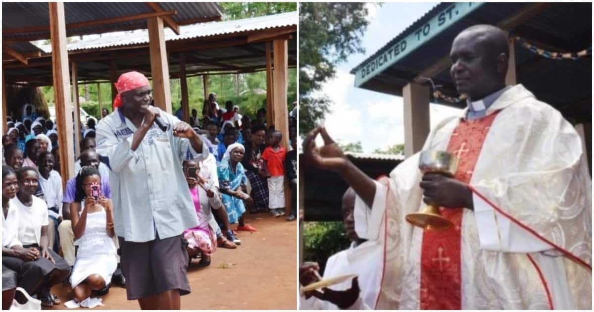 Popular Kisumu Catholic priest who uses rap music during mass suspended