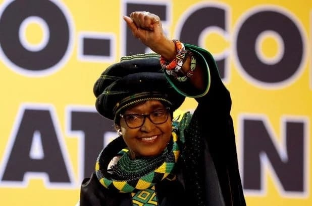 Winnie Mandela fought against the Apartheid regime alongside her late husband Nelson Mandela.