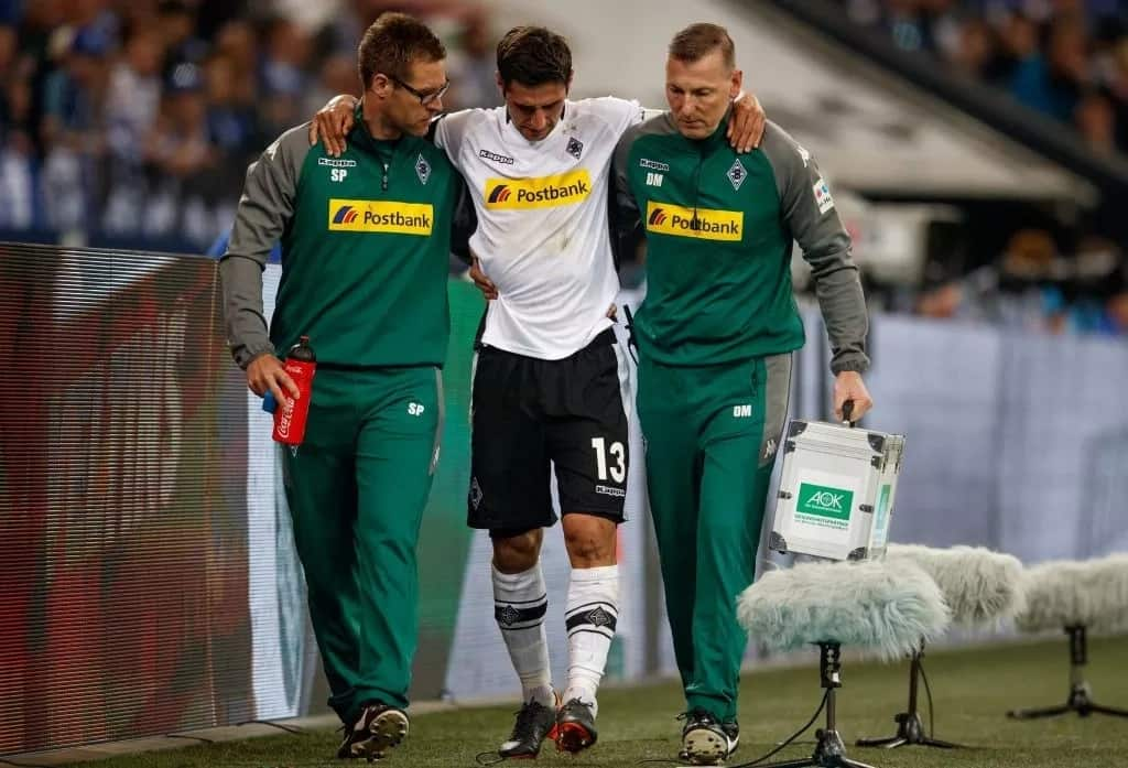 Massive blow for former World Cup winners Germany as Lars Stindl is ruled out of Russia 2018