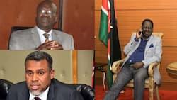 Rasanga asema Raila akiwa upande wako hata DPP hawezi kukuhangaisha