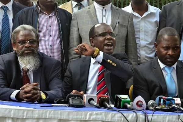 Lecturers refuse to call off strike despite the government releasing funds