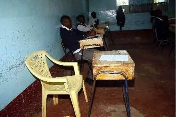 Raila Odinga's message to KCSE candidates as they begin their exams