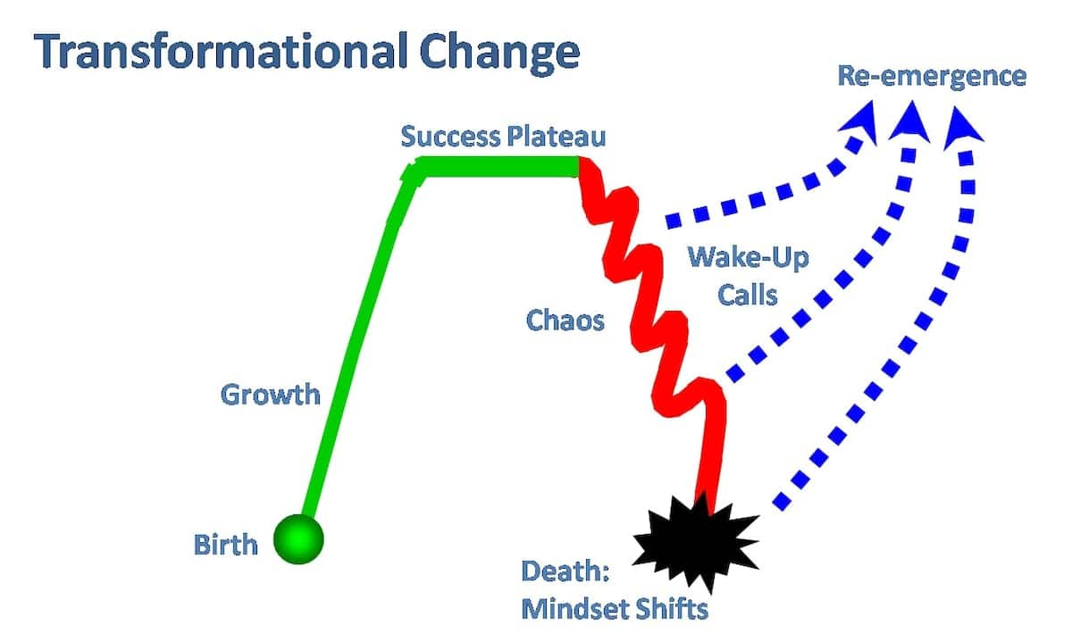 Types of organizational change, Types of organizational change models, What are the different types of organizational change