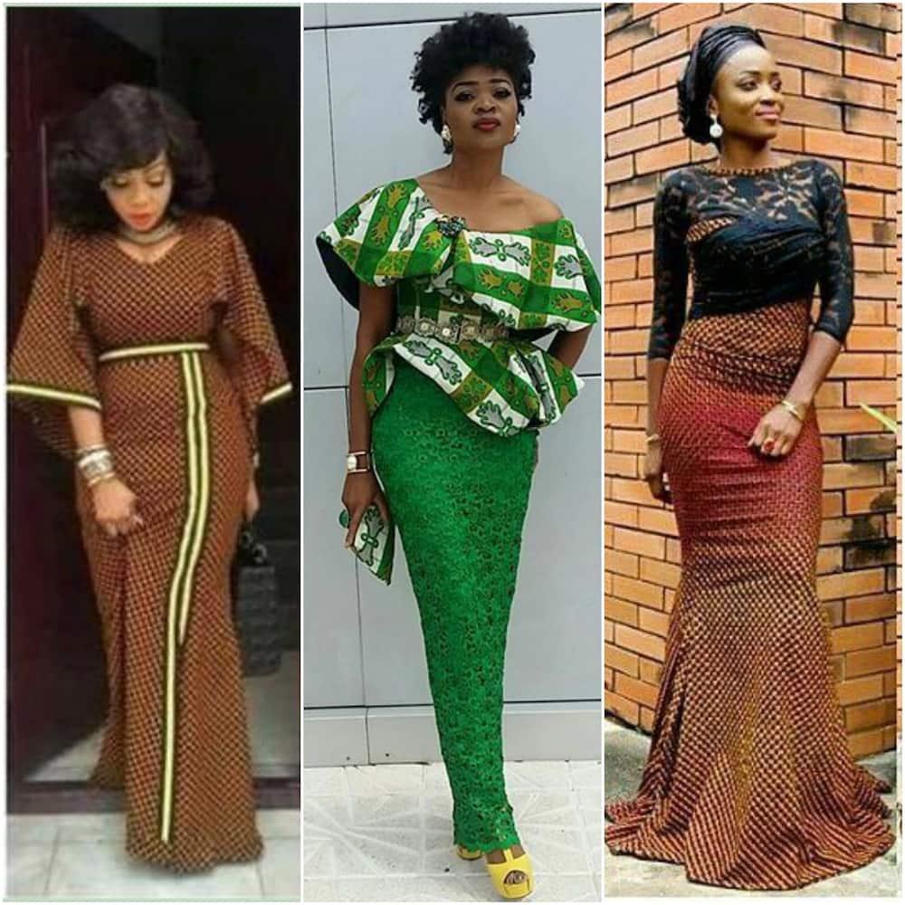 Best Kitenge Dress Designs For Weddings In Kenya In 2019 Tuko Co Ke