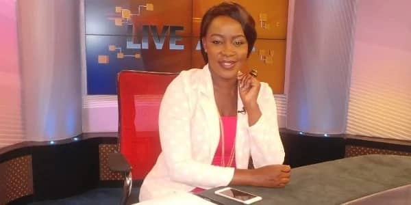 I went straight to my room, locked it and cried - Citizen TV's Terryanne Chebet on her job loss