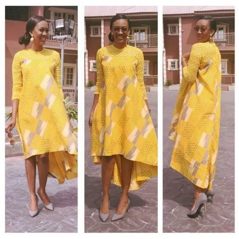 Kitenge maternity dress designs