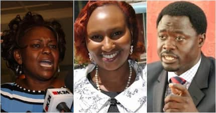 Millie Odhiambo amsuta mbunge aliyemezea mate aliyekuwa mwakilishi wa kike Meru