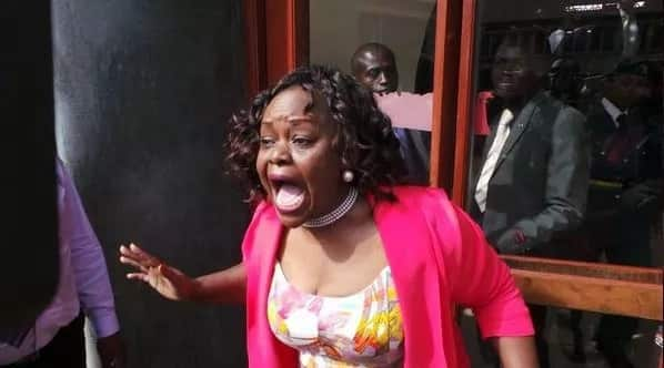 MP Millie Odhiambo reveals she was raised in poverty