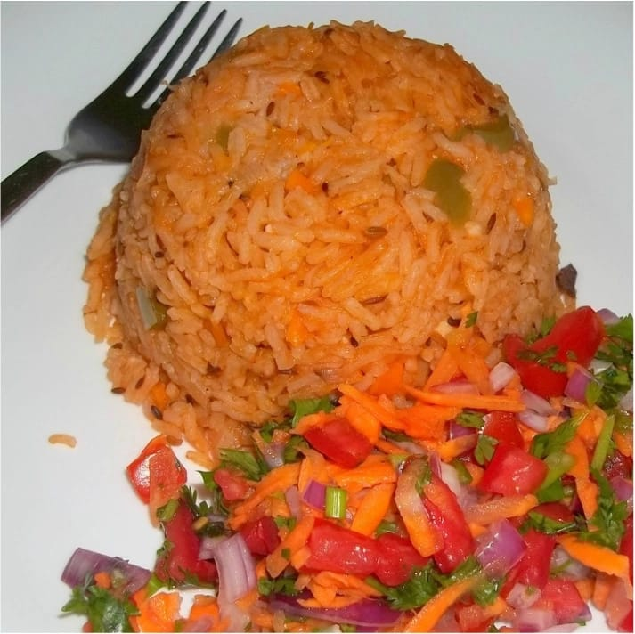 How to cook simple pilau