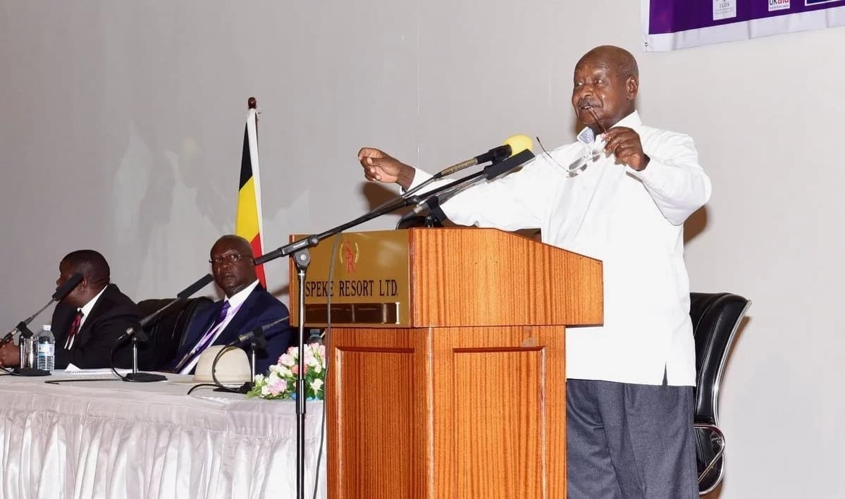 Divorce cases should not be given priority in courts - Yoweri Museveni