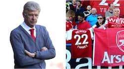 Mashabiki wa Arsenali na wachezaji wa zamani wamtumia Wenger jumbe za heri njema kwa siku yake ya kuzaliwa