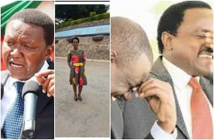 Governor Mutua's wife receives a backlash for dressing in her 'house-helps' dress