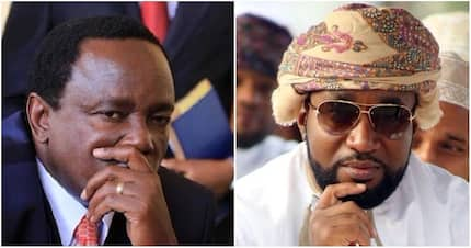 ODM denies Hassan Joho wrote a hard-hitting letter to Kalonzo Musyoka questioning Wiper's position in NASA