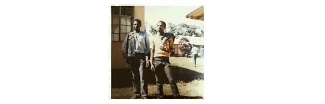 Picha za William Ruto katika maisha ya hapo awali