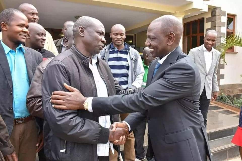 Politicians allied to Mudavadi in trouble after visiting William Ruto