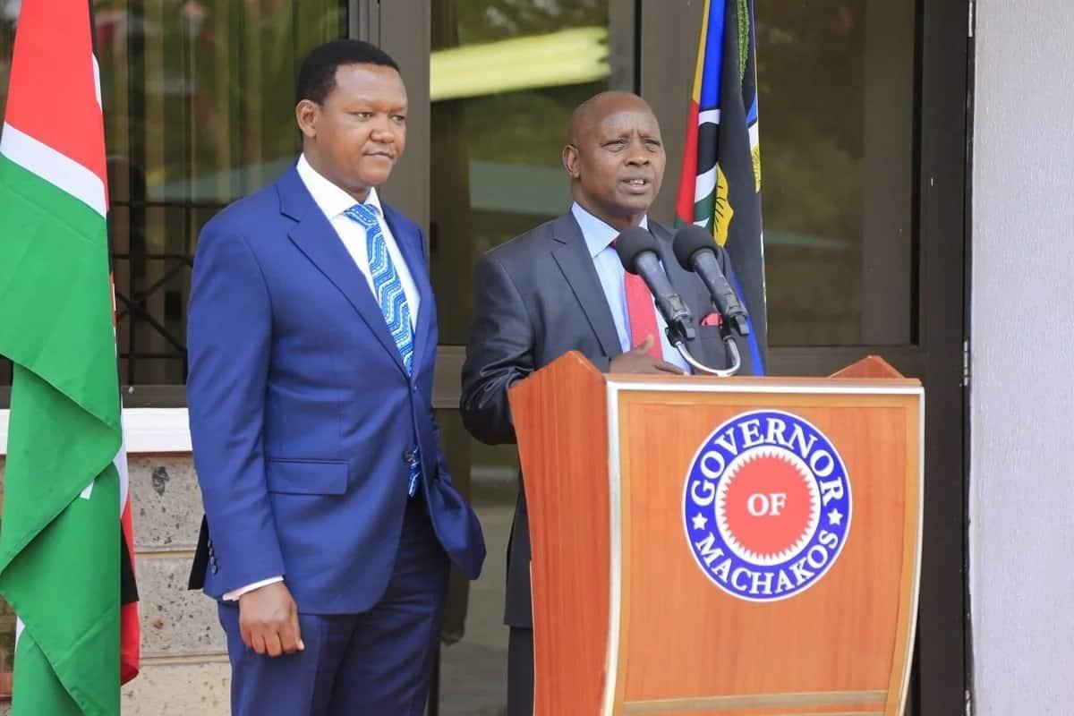 Machakos Governor condemns song mocking Kambas, calls for unity between Kikuyus and Kambas