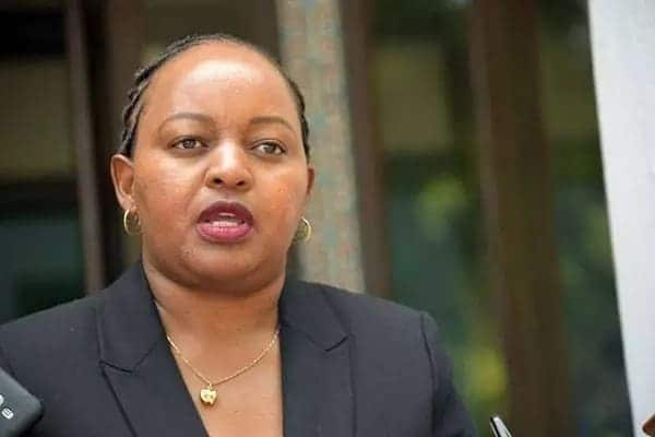 Anne Waiguru's deputy comes to her defense after David Murathe's scathing lecture